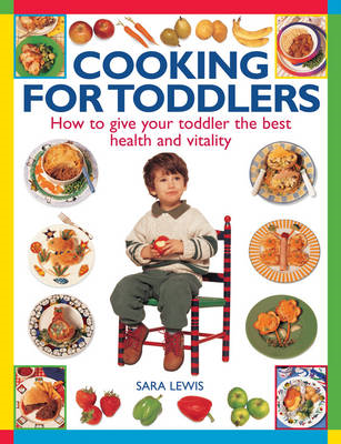 Cooking for Toddlers (BOK)