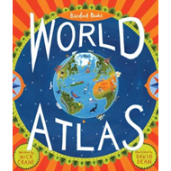 Barefoot Books World Atlas (BOK)