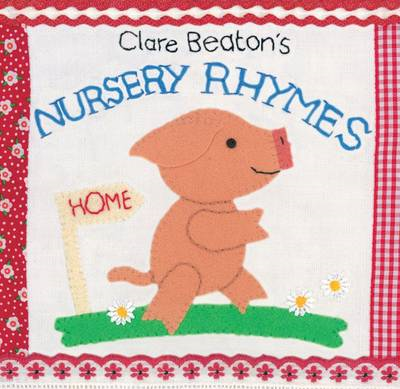 Clare Beaton's Nursery Rhymes (BOK)