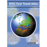 BTEC First Travel Atlas (BOK)