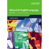 Edexcel AS English Language Student Book (BOK)