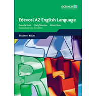 Edexcel A2 English Language Student Book (BOK)
