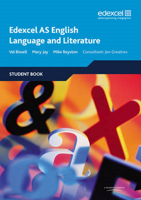 Edexcel AS English Language and Literature Student Book (BOK)