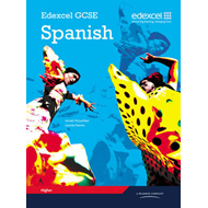 Edexcel GCSE Spanish Higher Student Book (BOK)