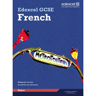 Edexcel GCSE French Higher Student Book (BOK)