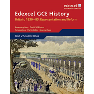Edexcel GCE History AS Unit 2 B1 Britain, 1830-85: Represent (BOK)