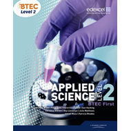 BTEC Level 2 First Applied Science Student Book (BOK)