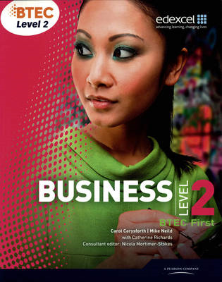BTEC First Business Student Book (BOK)