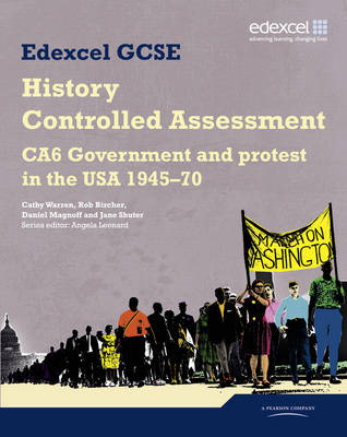 Edexcel GCSE History: CA6 Government and Protest in the USA (BOK)