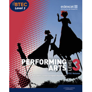 BTEC Level 3 National Performing Arts Student Book (BOK)