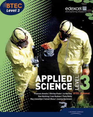 BTEC Level 3 National Applied Science Student Book (BOK)