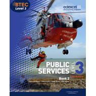 BTEC Level 3 National Public Services Student Book 2 (BOK)