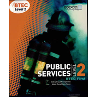 BTEC Level 2 First Public Services Student Book (BOK)