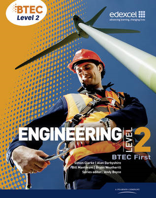 BTEC Level 2 First Engineering Student Book (BOK)