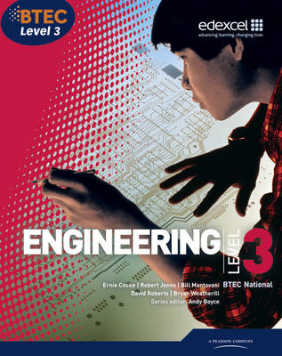 BTEC Level 3 National Engineering Student Book (BOK)