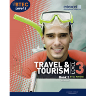 BTEC Level 3 National Travel and Tourism Student Book 2 (BOK)