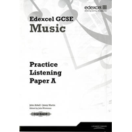 Edexcel GCSE Music Practice Listening Papers Pack of 8 (A, B (BOK)