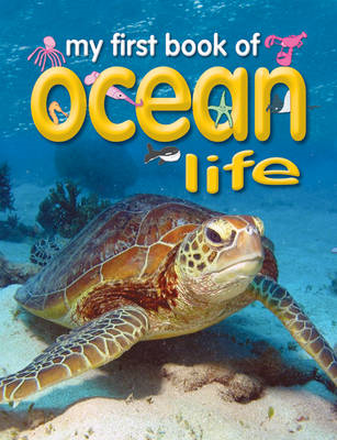 My First Book of Ocean Life (BOK)