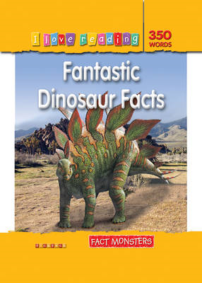 Fact Monsters 350 Words: Fantastic Dinosaur Facts (BOK)