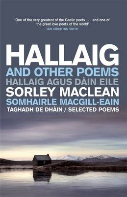 Hallaig and Other Poems: Selected Poems of Sorley MacLean (BOK)