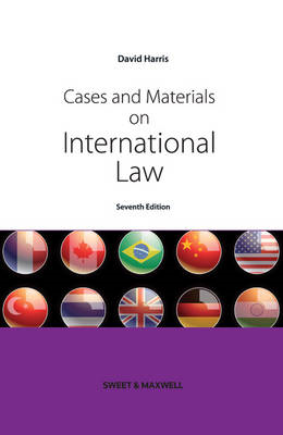 Cases and Materials on International Law (BOK)