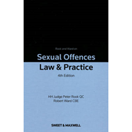 Rook and Ward on Sexual Offences: Law and Practice (BOK)