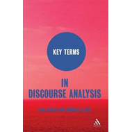 Key Terms in Discourse Analysis (BOK)