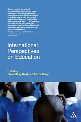 International Perspectives on Education (BOK)