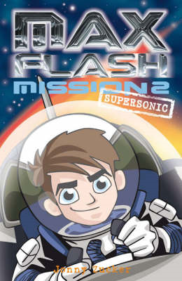Max Flash: Supersonic: Mission 2 (BOK)