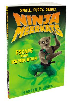 Escape from Ice Mountain (BOK)
