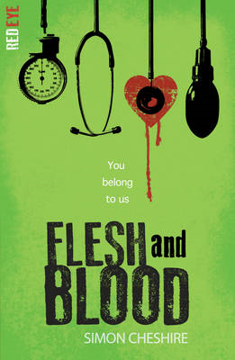 Flesh and Blood (BOK)