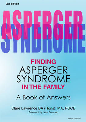Finding Asperger Syndrome in the Family (BOK)