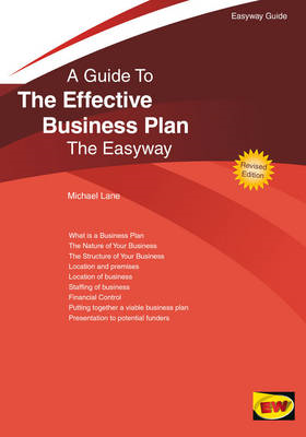 The Effective Business Plan: The Easyway (BOK)
