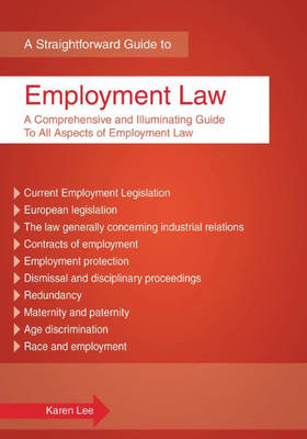 Straightforward Guide to Employment Law (BOK)