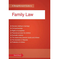 Straightforward Guide to Family Law (BOK)