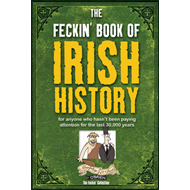 Feckin' Book of Irish History (BOK)