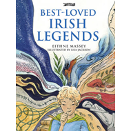 Best-loved Irish Legends (BOK)