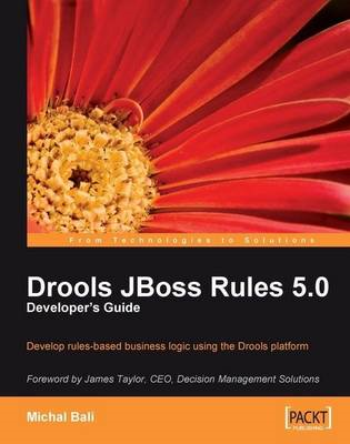 Drools JBoss Rules 5.0 Developer's Guide (BOK)