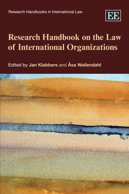 Research Handbook on the Law of International Organizations (BOK)