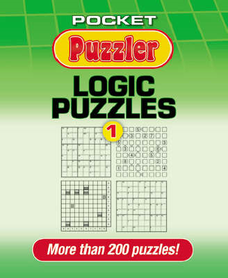 Pocket Brain Training Logic Puzzles (BOK)