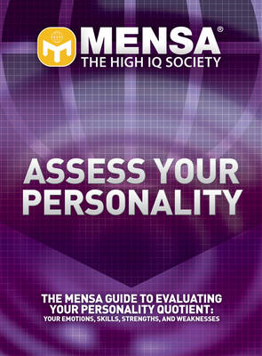 Mensa - Assess Your Personality (BOK)