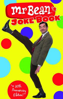 Mr Bean Joke Book (BOK)