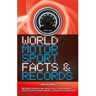 World Motor Sports Facts & Records (BOK)