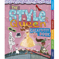 The Style Queen Creativity Book (BOK)