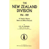 New Zealand Division 1916-1919. The New Zealanders in France (BOK)