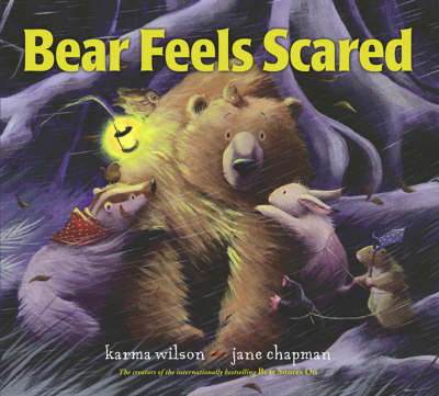 Bear Feels Scared (BOK)