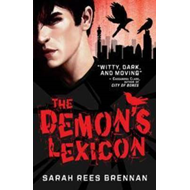 The Demon's Lexicon (BOK)