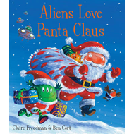 Aliens Love Panta Claus (BOK)