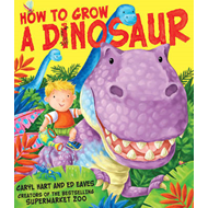 Produktbilde for How to Grow a Dinosaur (BOK)