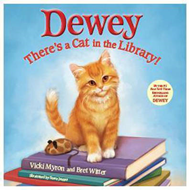 Dewey: There's a Cat in the Library! (BOK)